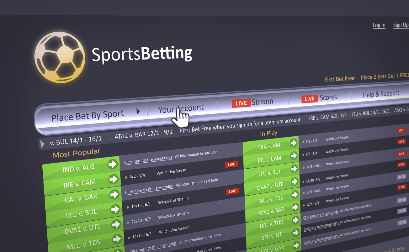 about football betting