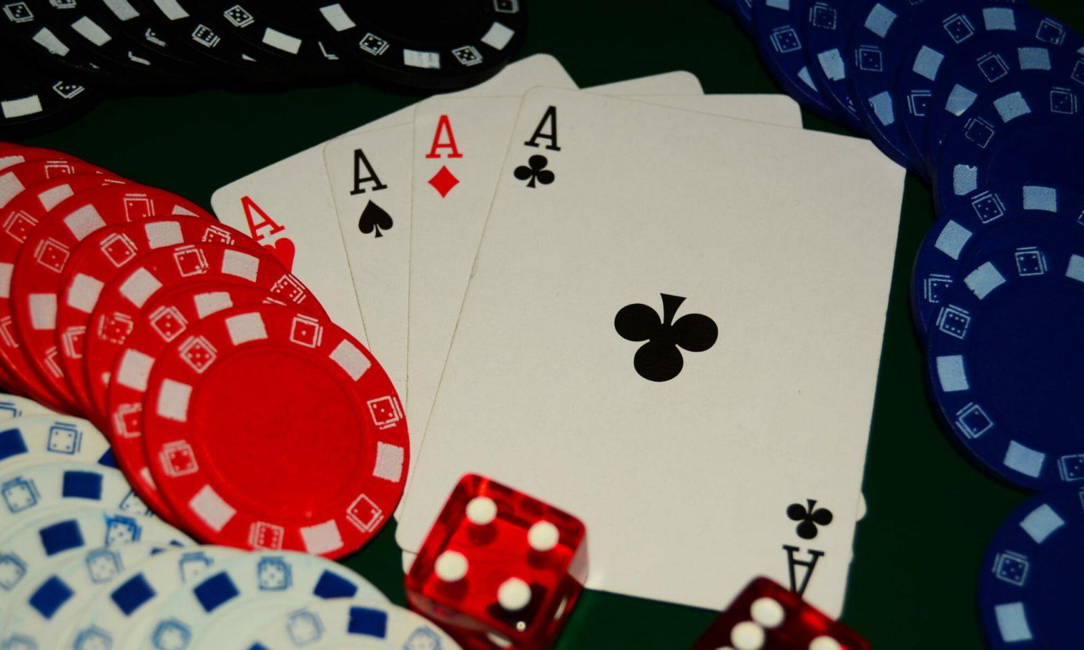 find a poker website