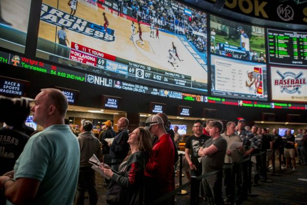 history of sports betting
